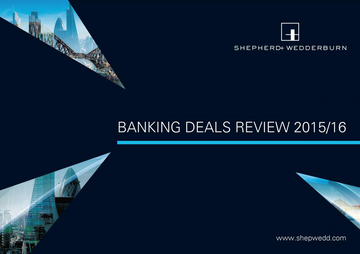 Banking Deals Review 2015-2016