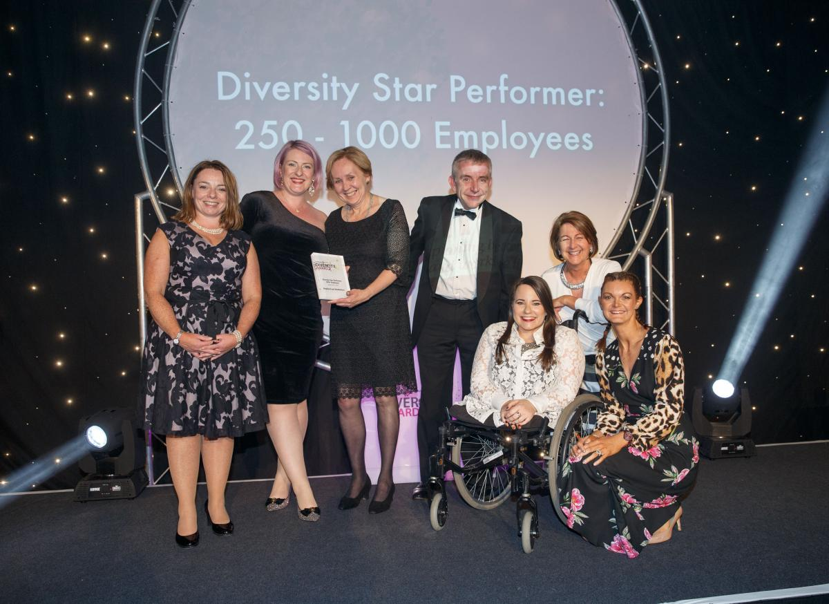 Shepherd and Wedderburn - Diversity Star Performer 2019