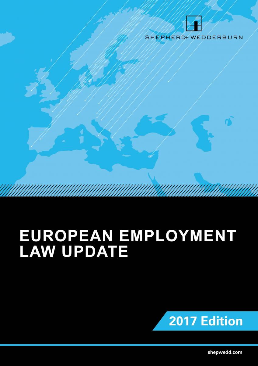 eu employment law Employment law in poland updated on friday 04th march 2016 rate this article 5 5 1 based on 2 i definitely recommend colleagues at lawyerspolandeu they offer quick responses and they.
